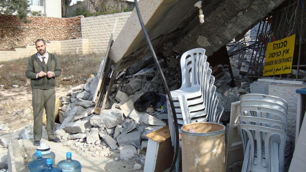 Home demolition - What happens then...?