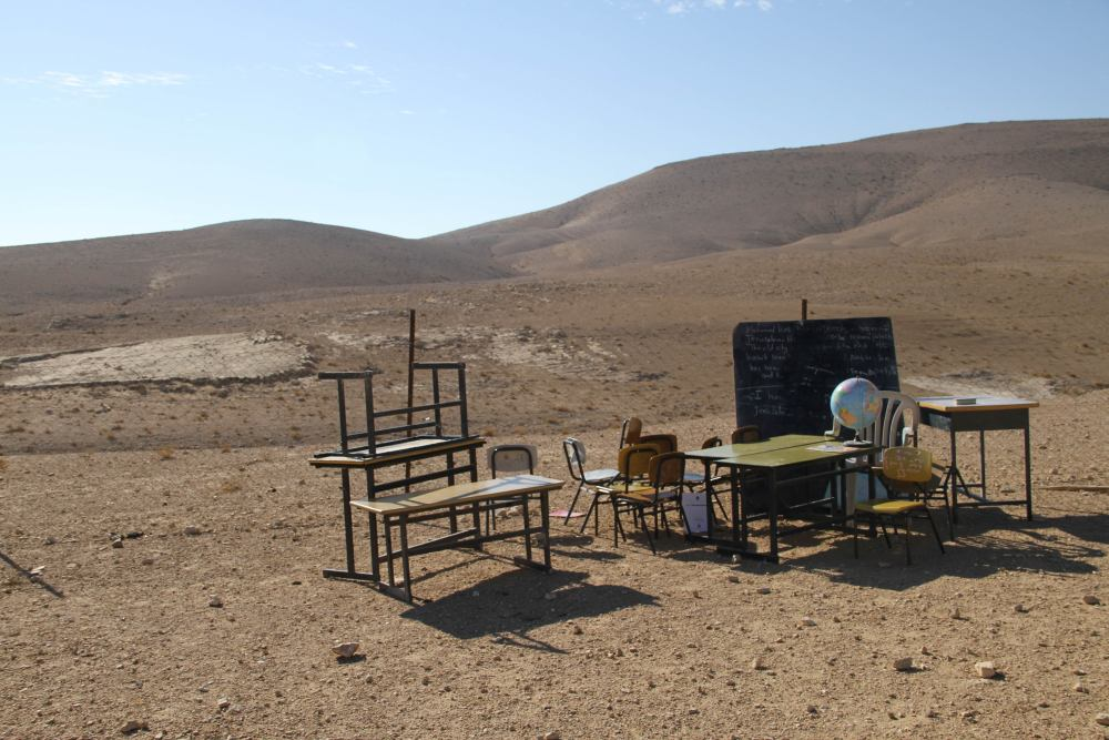 Demolition: South Hebron Hills (1/2)