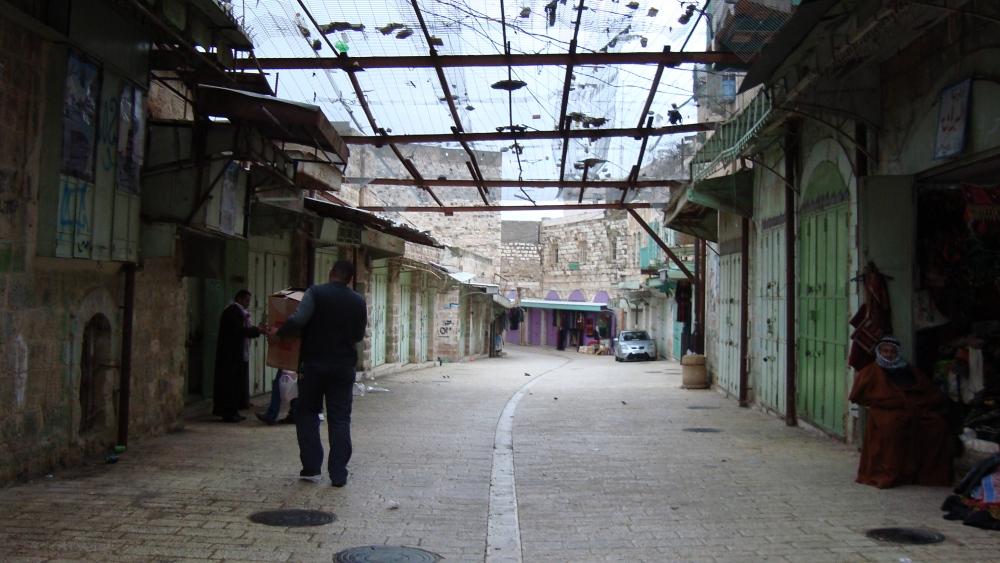 Placement visit: Hebron (1/2)